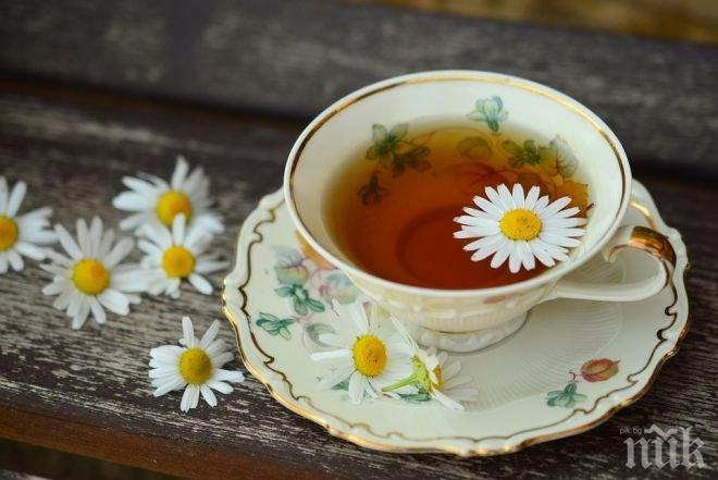 Експресна диета с чай сваля 10 кг за 5 дни (ВИЖТЕ КАК)