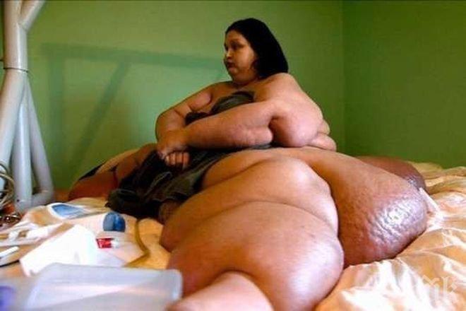 НЯМА ДА ПОВЯРВАТЕ! Най-пълната жена в света отслабна 400 кг и стана красавица (СНИМКИ)