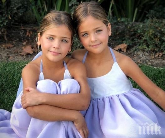 Те са най-красивите близначки на света! Имат хиляди фенове и последователи (СНИМКИ)