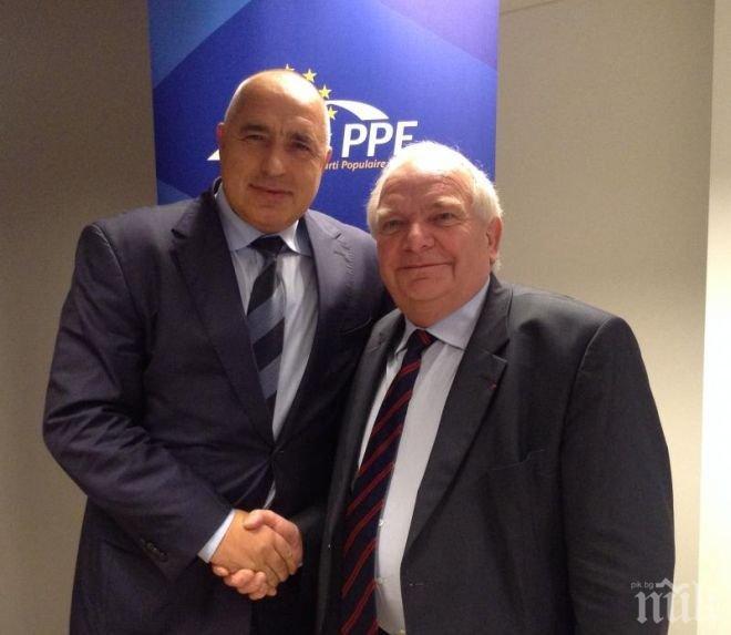 Жозеф Дол: Успех на започващото Българско европредседателство!