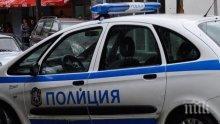 ТЕЖКА КАТАСТРОФА! Кола размаза патрулка в София (СНИМКА/ОБНОВЕНА)