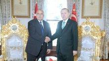 ИСТОРИЧЕСКИ ДУМИ! Ето какво казаха Борисов и Ердоган в Истанбул