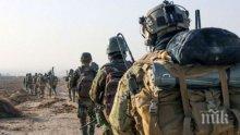 """Сирийската армия приближава военно летище """"Абу Духур"""" в южната част на провинция Идлиб"""