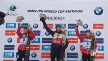 В биатлона - страхотна победа за Фуркад