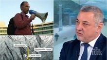 ЕКСКЛУЗИВНО! Вицепремиерът Валери Симеонов с жесток коментар за втория лифт на Банско: Протестират набедени еколози, които са на хранилка на конкурентни курорти на чужди държави