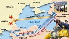 Първата тръба на Турски поток стига до турския бряг през май