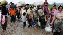 Кризата с рохингите: Близо 50 хиляди деца ще бъдат родени в бежанските лагери в Бангладеш