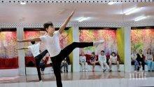 Светът на танца : Ясен проби в най-престижното балетно училище