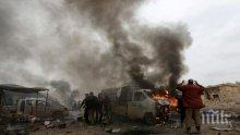 УЖАС! 30 души са загинали при серия взривове в сирийската провинция Идлиб