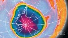 Учени с много добра новина за озоновата дупка