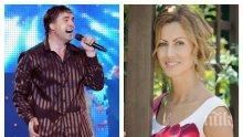 """ЕКСКЛУЗИВНО В ПИК TV! Веско Маринов обсебен от любовницата си! Трубадурът се поти пред родата заради сервитьорката Веселина - само в """"Жълтите новини"""""""