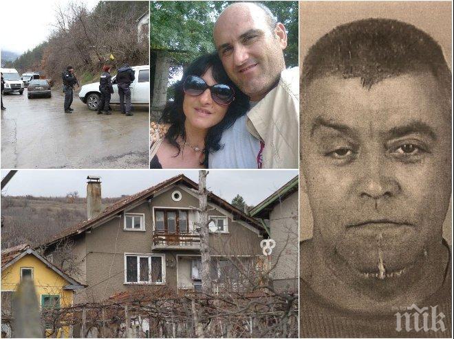 ПО СЛЕДИТЕ НА УБИЕЦА! Педофилът Росен тормозел Кети във Фейсбук с фалшив профил! Приятел на Нанси и Боби по чудо се спасил от касапницата