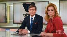 ТОП ТРАНСФЕР! Кой си отива повече с Виктор Николаев - брюнетката Ани Цолова или новата му партньорка с руси коси? (СНИМКИ)