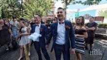 Първите еднополови бракове бяха сключени в Австралия (СНИМКИ)