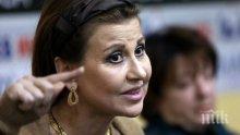 """ПРАВО В ДЕСЕТКАТА! Илиана Раева накълца """"Зелените"""" на бански старец! Шефката на грациите твърда: Цяла България иска втория лифт, ще го има"""