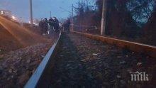 Смърт на жп линията: Влак помете жена в Казанлък