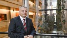 Курумбашев поиска от ЕК още 120 млрд. евро за научни изследвания