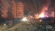 Ислямисти взривиха 30 чеченци в Идлиб
