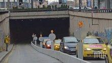 ВНИМАНИЕ! Нови промени на движението в София заради строежа на метрото