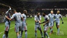 Монако е първият полуфиналист за Купата на лигата