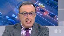 Петър Стоянов: Чуждите вестници писали срещу нас? Голяма работа! Комплекс е да се занимаваме с това