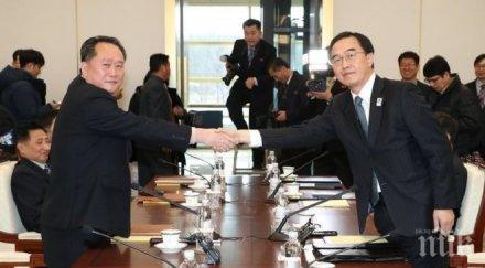 Северна Корея праща спортисти на Зимните олимпийски игри