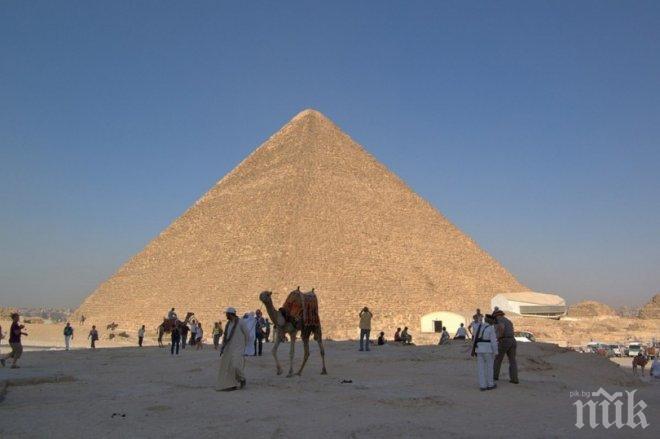 ОТКРИТИЕ! Египетски камък се оказа извънземен