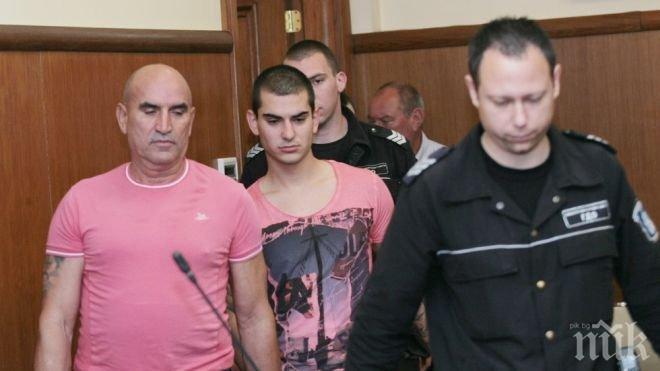 ТЕМИДА! Синът на Ценко Чоков излиза чист за побой