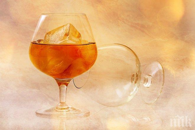 ХИТ! Фризер прави ледени кубчета от алкохол