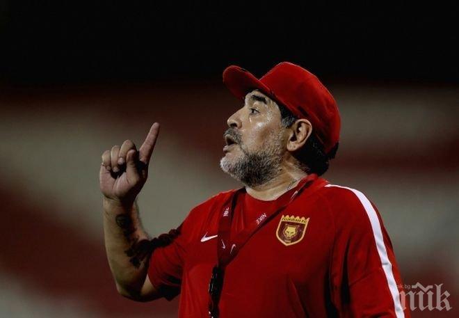 Дон Диего избухна: В Севиля са луди да назначат Винченцо Монтела