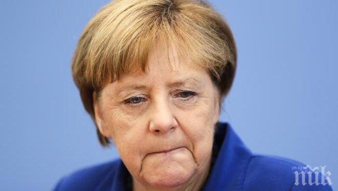 ГОЛЯМА НОВИНА! Хората на Меркел и ГСДП се разбраха за годишен таван за мигранти от 180-220 хиляди