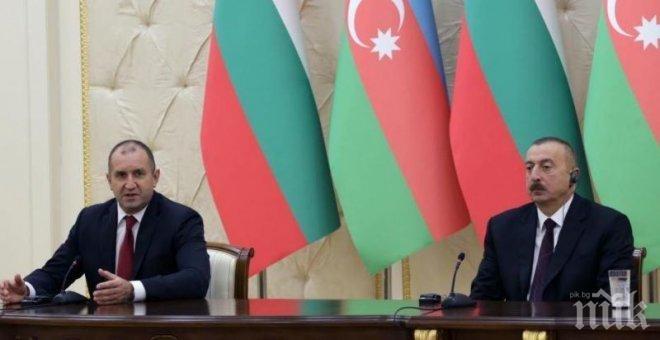 Азерски компании се включват в газификацията у нас