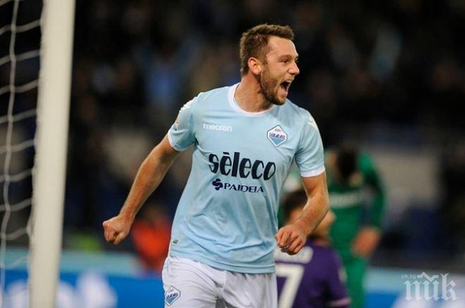 Лацио иска 30 милиона евро за Де Фрай