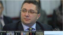 ЕКСКЛУЗИВНО В ПИК TV! Министър Нанков подписва старта за изграждането на ТОЛ системата (ОБНОВЕНА)