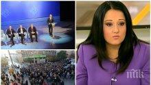 """ЕКСКЛУЗИВНО! Лиляна Павлова за ползите от европредседателството, спорната Истанбулска конвенция и накъде """"бият"""" БСП с вота на недоверие"""