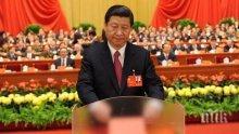 Китайският лидер с призив към Доналд Тръмп за създаване на условия за възобновяване на преговорите с КНДР