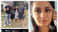 ПЪРВО В ПИК! Погребаха убитата от Росен Горския Нанси - последният й дом е на 110 километра от лобното й място