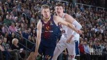 Барселона и Везенков загубиха от Малага