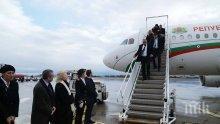Премиерът Борисов пристигна в Страсбург