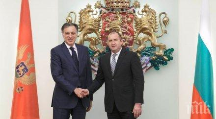 ПЪРВО В ПИК TV! Румен Радев и Филип Вуянович с първи думи след срещата (ОБНОВЕНА)