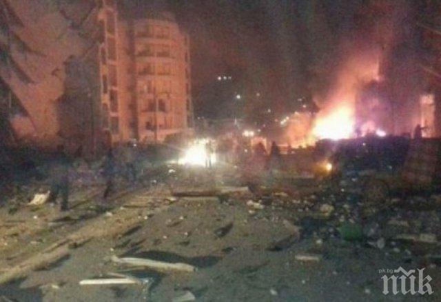 14 загинали при руски въздушни удари в Идлиб