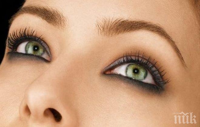 Какви любовници сте според цвета на очите