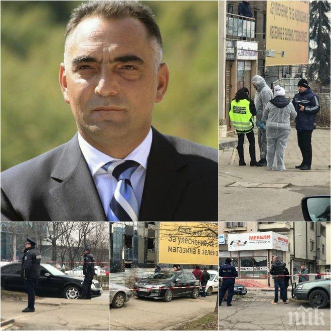Погребаха Петър Христов! Стотици се поклониха пред убития бизнесмен (СНИМКИ)