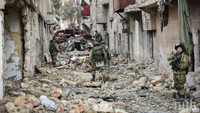 Турция впрегна артилерията срещу кюрдски обекти в сирийската провинция Африн