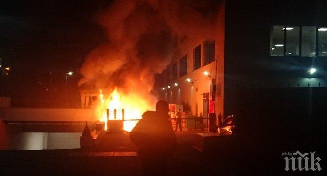 ТРАГЕДИЯ! Осем души загинаха, а десетки бяха ранени при пожар