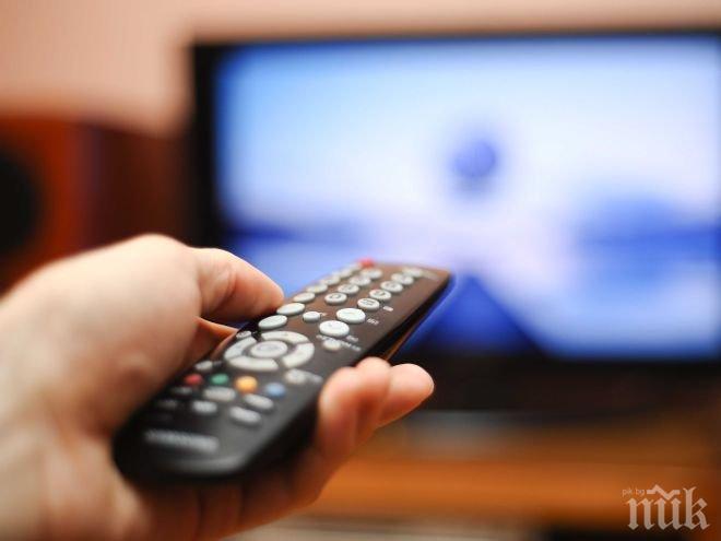 Международна операция удари незаконното излъчване на телевизионни програми