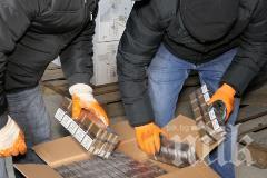 Прокуратурата задържа столичанин заради цигари без бандерол за 16 бона