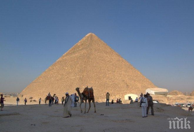 Мистерията падна! Учени разкриха какво може да има в скритата камера в Хеопсовата пирамида