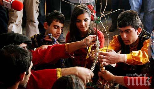 Днес е ромската Нова година