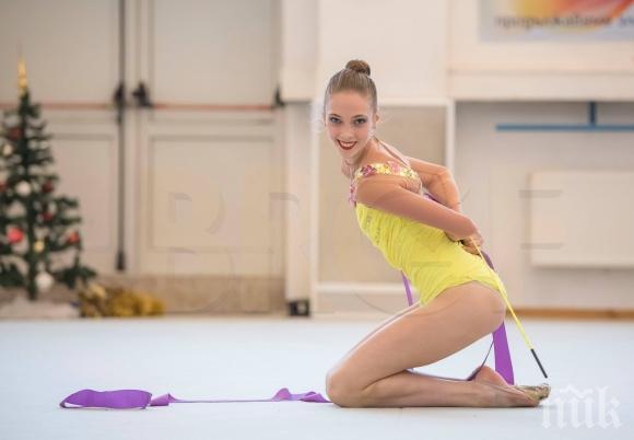 България с нов голям успех в художествената гимнастика